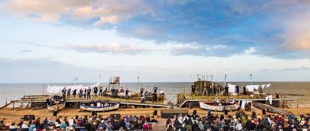 bbc Grimes on the Beach