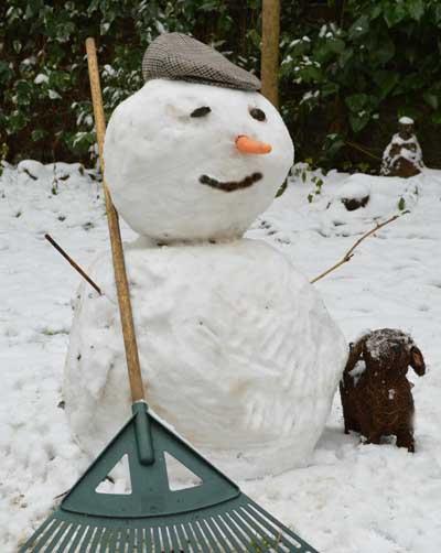 snowman-blog
